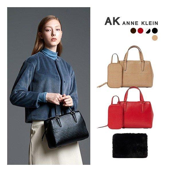 AK ANNE KLEIN  AK 앤클라인 엠마 컬렉션 3종 ( 토트백 + 크로스백 + 퍼