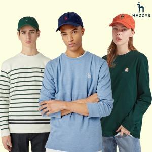 헤지스 카라티/티셔츠/긴팔티/니트/맨투맨/셔츠+20%