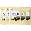 늘품애 광천김/재래김/전장김 25gX6봉 1봉당5매/총30매