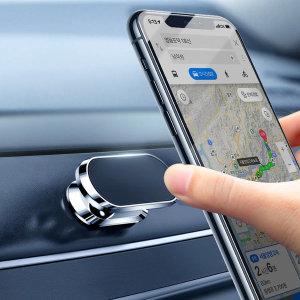 360도회전 마그네틱 스마트폰거치대 핸드폰자석거치대