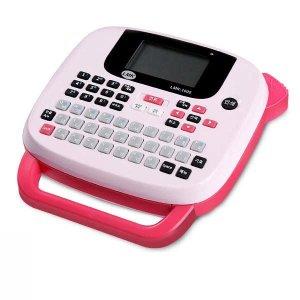 로드메일코리아 라벨프린터 LMK-1000 핑크 라벨기