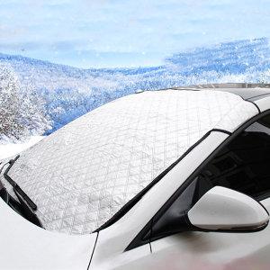 성에방지 앞유리 커버 자동차덮개 서리 햇빛가리개