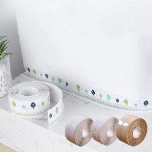 욕실 주방 방염 방수 테이프 (화이트)