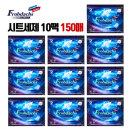 프로닥스 시트세제 종이세제 세탁세제 (10팩150매)
