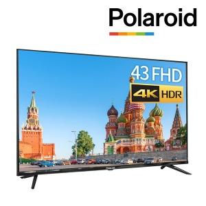 109cm(43) FHD POL43F LEDTV 무결점 당일출고 방문A/S