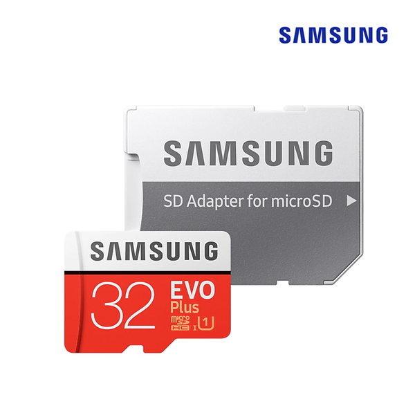 삼성정품 마이크로SD 메모리카드 EVO+ 32GB N