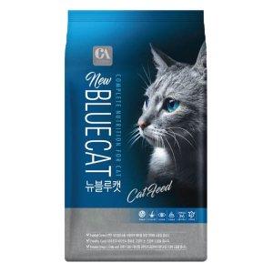뉴블루캣20kg 고양이사료길고양이사료
