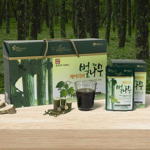케어리버 숙취해소 벌나무 즙 80ml 30포 x 1박스