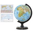 30cm 지형 타임존 지구본 30-TZ / 높낮이별 지세