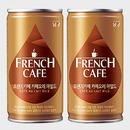 프렌치카페오레마일드150ml 마일드캔커피 캔음료
