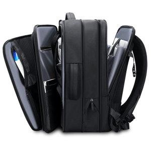 R101 남자 확장형 캐리어 디자인 여행용 백팩 큰 가방