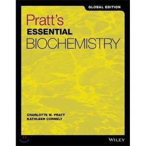 Pratt s Essential Biochemistry  4 E  Kathleen Cornely Charlotte W  Pratt