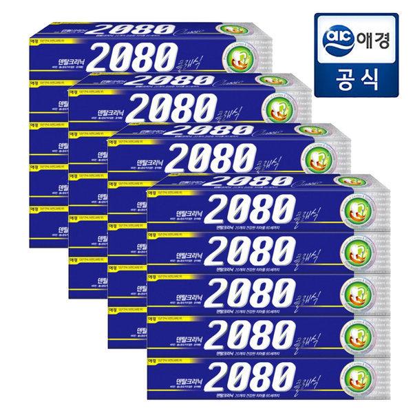 2080 클래식치약 170gx5입 X4개(총20개)