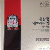 정관장 홍삼정 에브리타임 밸런스 10ml X 30포 B