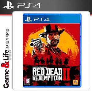 PS4 레드 데드 리뎀션2 한글판