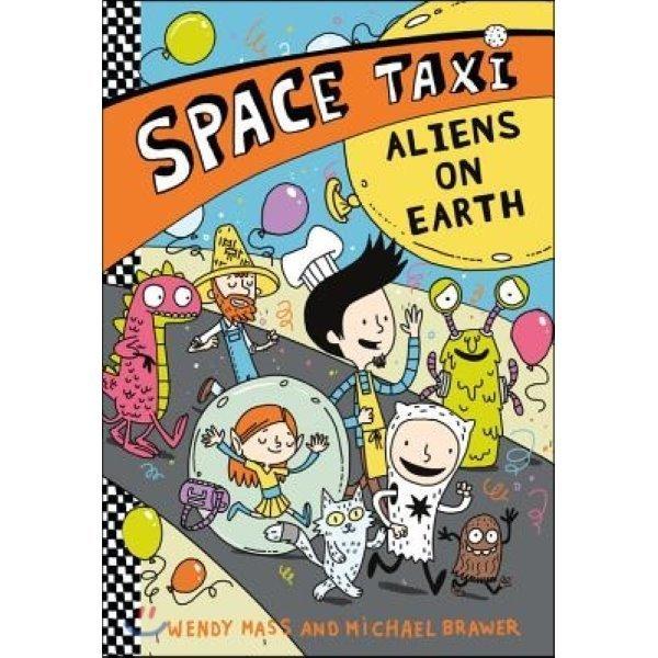 Aliens on Earth  Mass  Wendy  Brawer  Michael