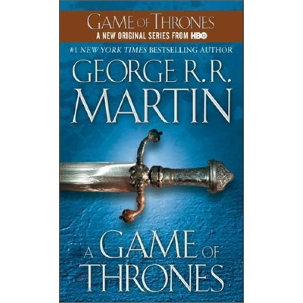 A Song of Ice and Fire  Book 1 : A Game of Thrones  George R  R  Martin