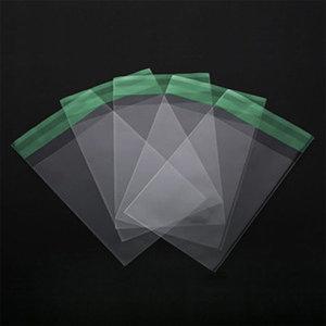 투명 포장비닐 OPP봉투/접착식/250x350+40/100매