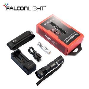 FL-610Plus세트 / 충전후레쉬 줌라이트 LED손전등