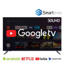 127cm(50) SA50G UHD TV 구글 공식인증TV 안드로이드OS