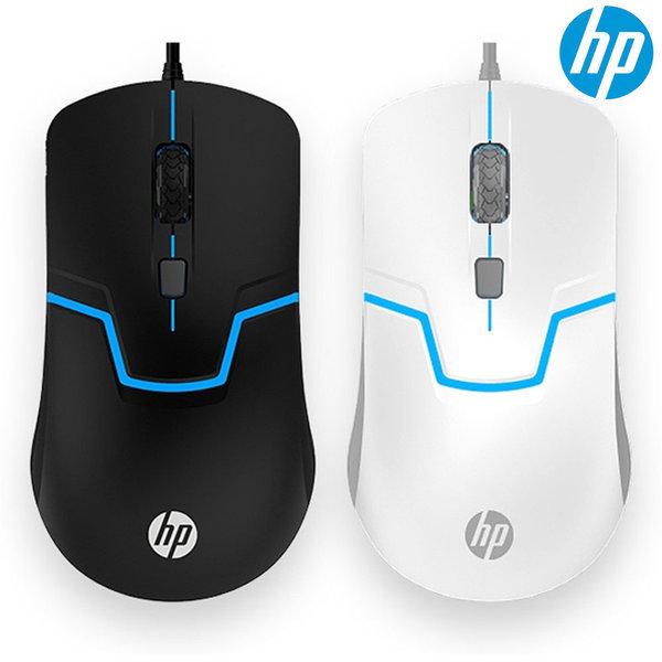 정품 컴퓨터 PC 게이밍 유선/무선 마우스 HP M100