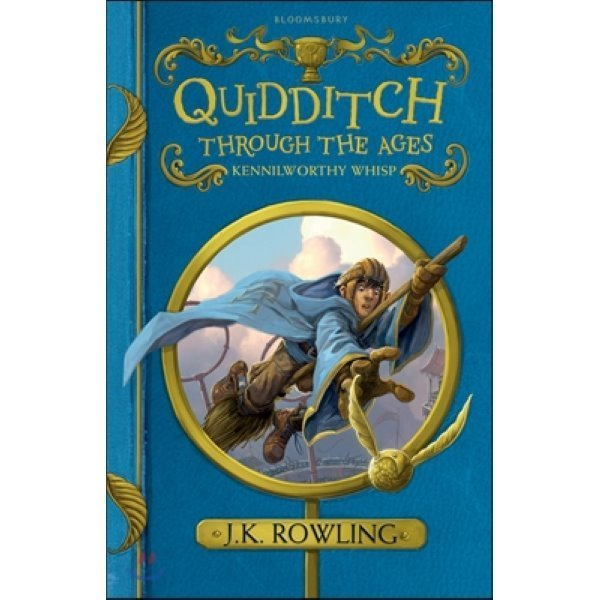 Quidditch Through the Ages (영국판)  J K  Rowling