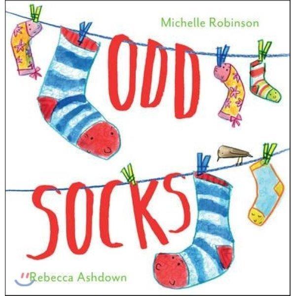 Odd Socks  Michelle Robinson
