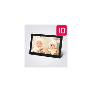 10인치 IPS패널 모니터 디지털액자 PF1040IPS 화이트