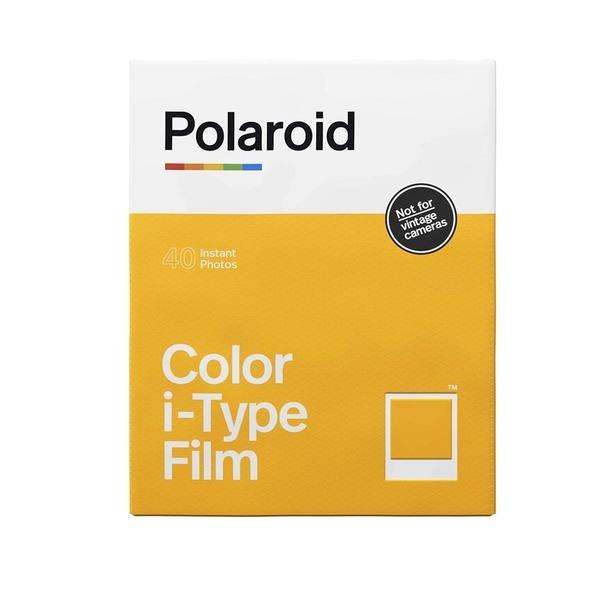 폴라로이드 i-Type 카메라 컬러 필름 40팩