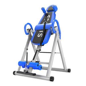 블루 가정용 거꾸리 운동기구 꺼꾸리 허리운동 접이식