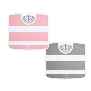 (색상 핑크) 기계식 체중계 (KS5500) 저울 몸무게