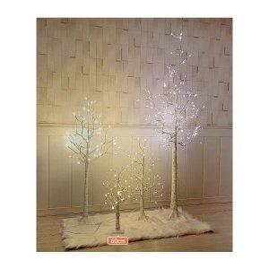 더설렌 북유럽 60cm자작나무트리 LED무드등USB스탠드