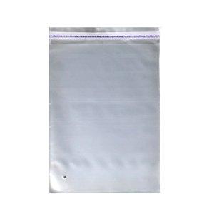 (타공형) 쇼핑몰 투명비닐 PP봉투 30X45cm+4cm 200매