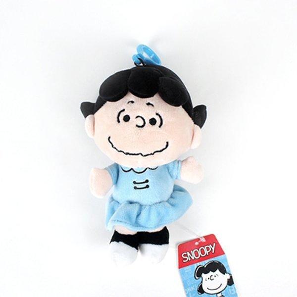 스누피 루시 가방고리 15.5cm 스누피콜렉션 완구인형