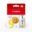 CANON) PGI-9Y 컬러 캐논 정품 잉크 카트리지 프린터