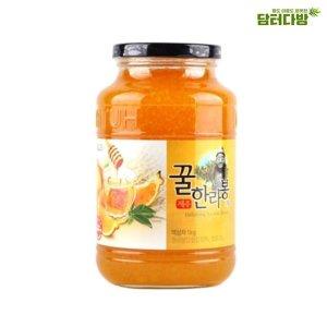 담터 한라봉차 1kg 액상차 달콤한차 겨울차 차음료