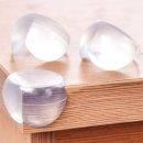 식탁 책상 투명 모서리 보호대 탁자 코너 4p 보호