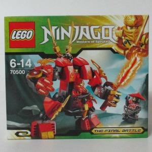 레고 70500 닌자고 NINJAGO 카이의 파이어 로봇