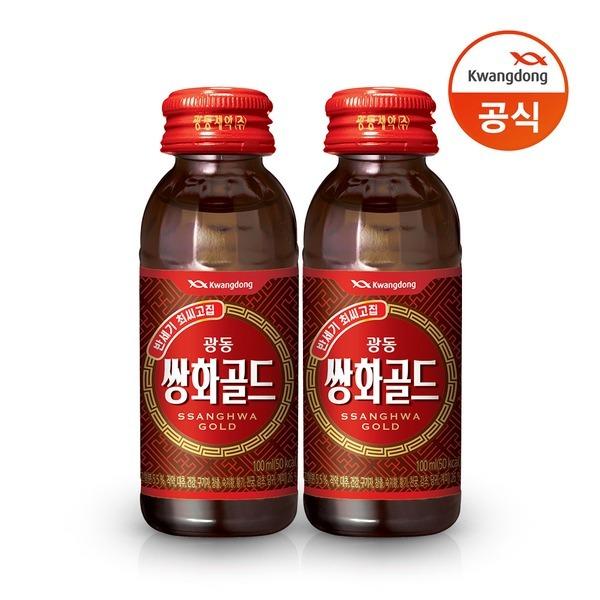 쌍화골드 100ml x 50병/음료/음료수/쌍화차
