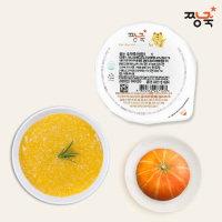 쌀눈 수제 간편 웰빙죽 (10+2) 호박죽 / 간편조리식