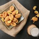 알앤알 HACCP 구운 커피콩빵 슈크림맛 약100개 RNR2