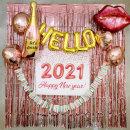 Hello 2021 연말파티세트(실속형) / 파티용품