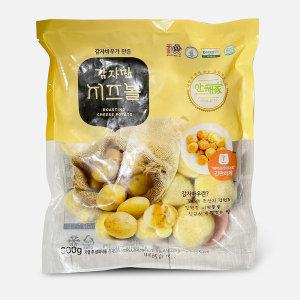 태백산채마을 영양간식 감자만 치즈볼 600g
