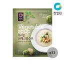 (신)우리쌀 야채수프 60g 12개