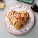 강아지케이크 오리구이 연어 치즈(미니케이크)
