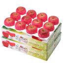 사과를 박스채 청송햇부사 5kg+5kg(11~12과)-팬캡