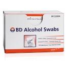 BD 알콜스왑 100매 의약외품 알콜솜 소독솜 이올스왑