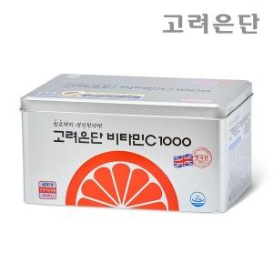 본사직영 고려은단 비타민C 1000 600정 / 쇼핑백