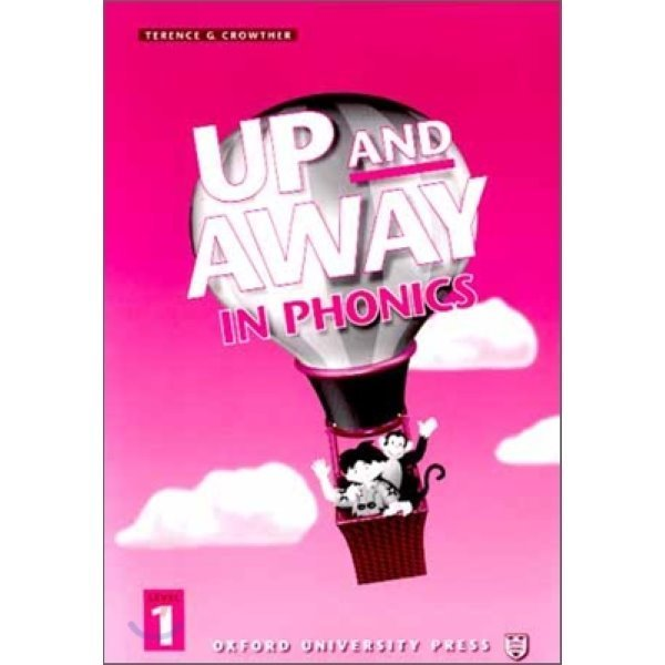 (중고)Up and Away in Phonics 1 : Phonics Book  Terence G  Crowther