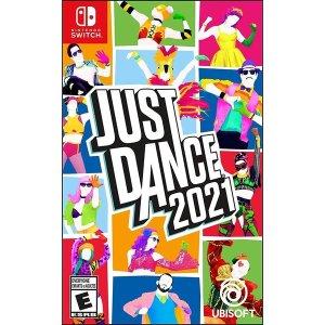 닌텐도 스위치 저스트댄스 2021/ Nintendo 정품